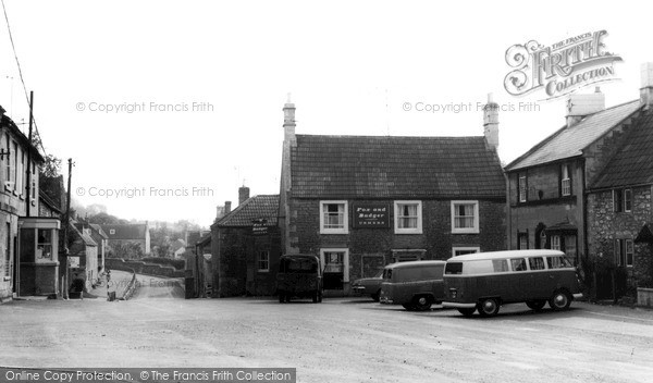 Photo of Wellow, the Village c1965