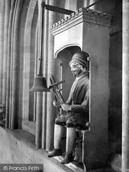 Wells, Cathedral, Jack Blandiver 1906