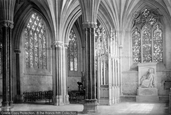 Photo of Wells, Cathedral, Lady Chapel 1890