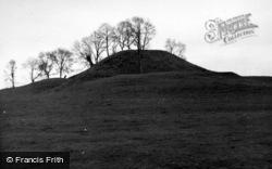 Wells, Fenny Castle Earthwork 1960