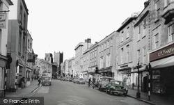 Wells, High Street 1963