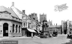 Wells, Market Place 1923