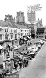 Wells, Market Place 1961