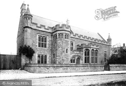 Wells, New College 1892
