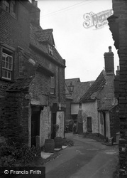 Wells-Next-The-Sea, A Bit Of Old 1950