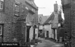 Wells-Next-The-Sea, An Old Part 1950