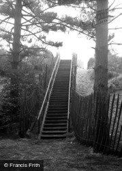 Wells-Next-The-Sea, Jacob's Ladder 1950