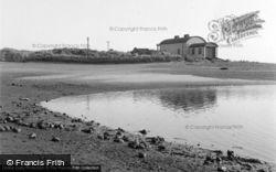 Wells-Next-The-Sea, Lifeboat Corner 1950
