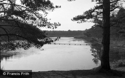 Wells-Next-The-Sea, The Lake, Abraham's Bosom 1950