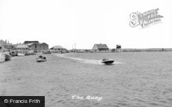 Wells-Next-The-Sea, The Quay c.1960