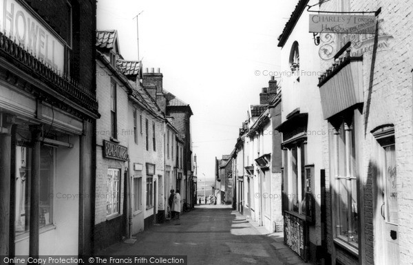 Wells Next The Sea The Quay C 1965 Francis Frith