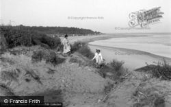 Wells-Next-The-Sea, The Sandhills 1950
