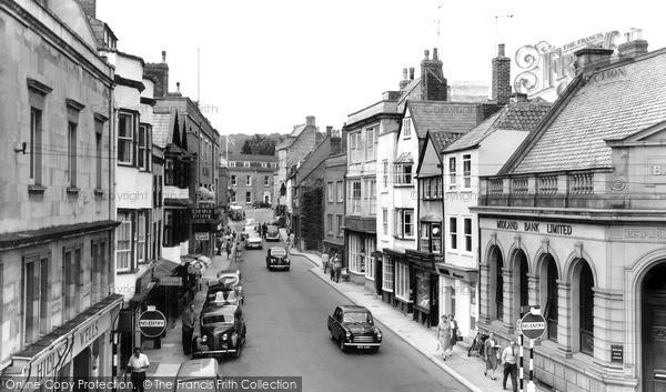 Photo of Wells, Sadler Street 1961