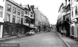 Wells, Sadler Street 1963