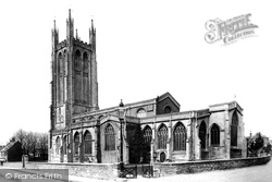 Wells, St Cuthbert's Church 1890