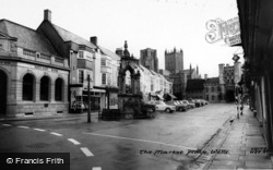 Wells, The Market Place 1963