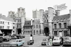 Wells, The Market Place 1964