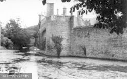 Wells, The Moat c.1939