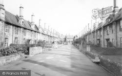 Wells, Vicars Close 1963