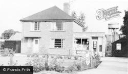 Welney, Post Office c.1960