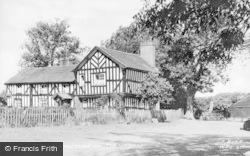 Welshpool, Farmstead c.1955