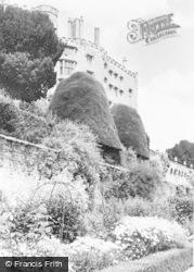 Welshpool, Powis Castle c.1965