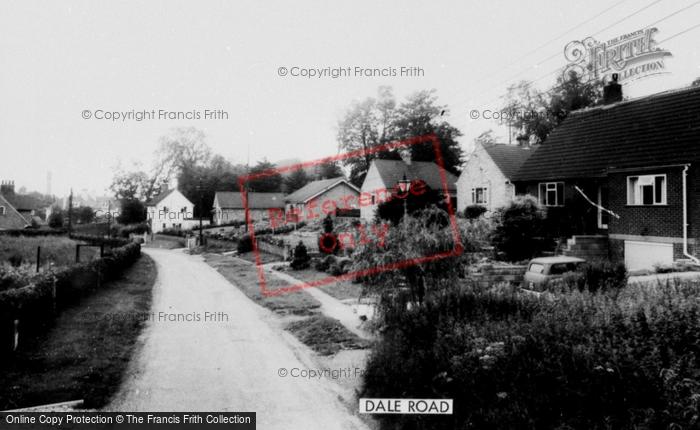 Photo of Welton, Dale Road c.1960