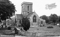 St Helen's Church c.1960, Welton