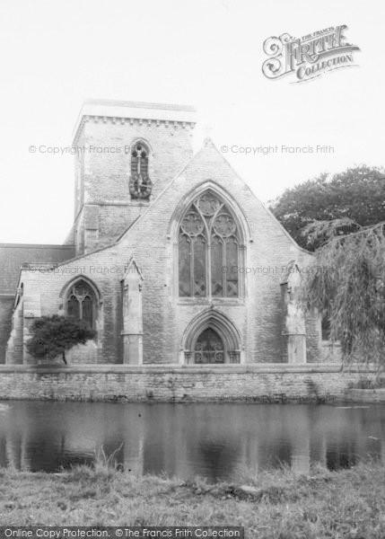 Photo of Welton, St Helen's Church c.1965