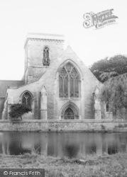 St Helen's Church c.1965, Welton
