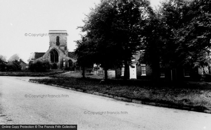 Photo of Welton, The Green And Church c.1960