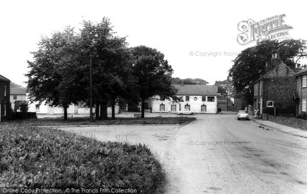 Photo of Welton, The Green c.1960