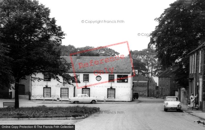 Photo of Welton, The Green Dragon Pub c.1960