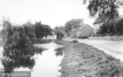The Mill Dam c.1960, Welton
