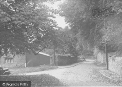Welton, The Village c.1955