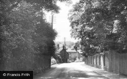 Church Street c.1955, Welwyn