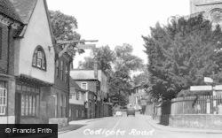 Codicote Road c.1955, Welwyn