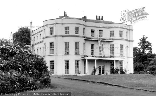 Photo of Welwyn, Danesbury Hospital c1960, ref. W293031
