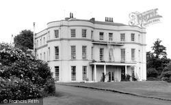 Danesbury Hospital c.1965, Welwyn