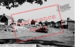 Danesbury Park Estate c.1965, Welwyn