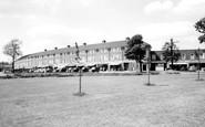 Welwyn Garden City, Cole Green Lane c.1955