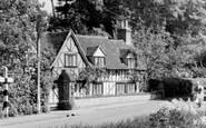 Welwyn Garden City, Digswell Corner c.1960