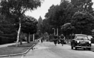 Welwyn Garden City, Heronswood Road c.1960
