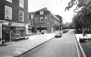 Welwyn Garden City, Howardsgate 1967