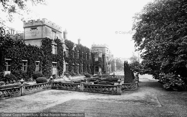 Photo of Welwyn Garden City, Panshanger House, The Terrace 1933