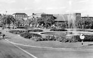 Welwyn Garden City, Parkway c.1960