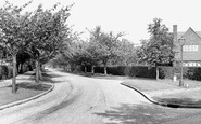 Welwyn Garden City, Pentley Park c1955