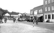 Welwyn Garden City, Stone Hills 1958
