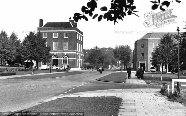 Photo of Welwyn Garden City, Stonehills 1953, ref. W294015