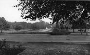 Welwyn Garden City, The Campus c.1955